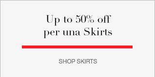 Up to 50% off per una skirts