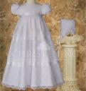 Morgan Poly Cotton Gown