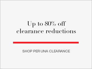Enjoy further clearance reductions
