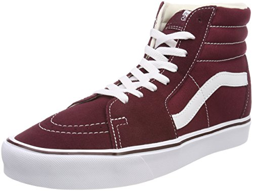Varebiler Sk8-hi Lite (semsket / Canvas) Port Royal