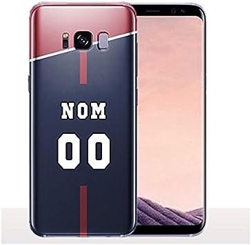 Coque Samsung Galaxy S8 Foot Paris, Coque téléphone Football à ...