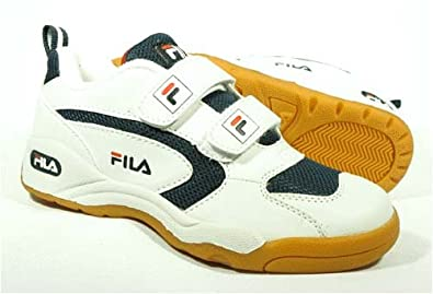 33 Taille Synthétique Baskets 100003101 Fila Cuir Blanc nqYXwER