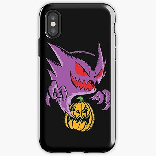 Pokemon Gengar 10 iphone case