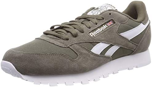 Reebok Men's Classic Leather Mu Low Top Sneakers