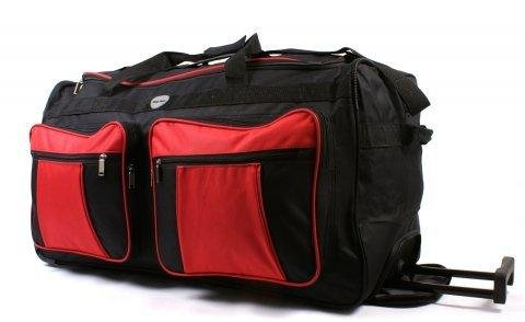 Extra Large Wheeled Holdall Suitcase Luggage 34 inch Bag Choice Of ...