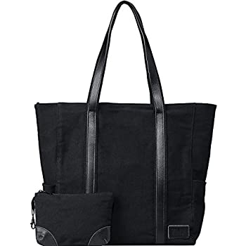 Amazon.com: Laptop Tote, Travel Business Work Shoulder Bag ...
