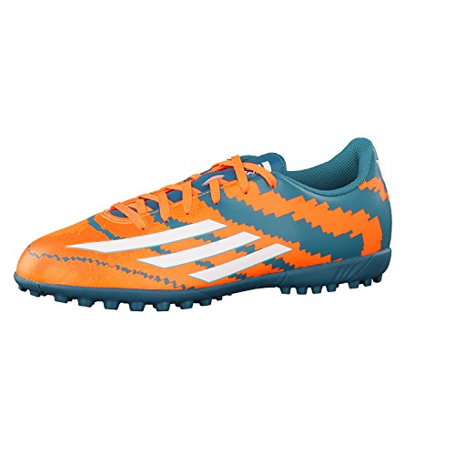 Adidas - F5 IN Messi - M29357 - Color: Naranja-Verde claro - Size: 47.3 cdjwPd