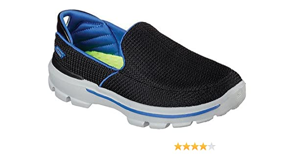 Boys' Skechers S Lights Pillar 2.0 BlackRed | Shopping The Best Deals on Slip ons
