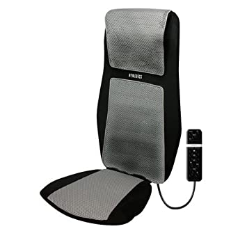 Shoulder Shiatsu Back Homedics ae And GreyblackAmazon Massager AqR4L35j