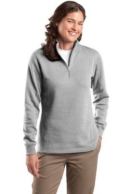 Amazon.com: Sport-Tek Women's Sporttek 1/4 Zip Sweatshirt: Clothing