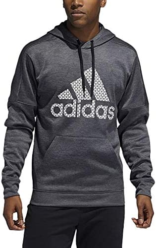 adidas Team Issue Badge of Sport Grid Sweat à Capuche