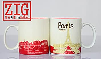 453 6 À En Tasse World Porcelaine Café De Gram Starbucks Icon City QhrdsxtC