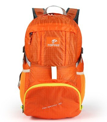 35L TOFINE Unisex Outdoor Travel Folding Lightweight Waterproof ...