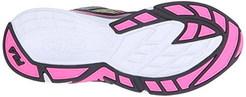 Safety Inspell Yellow Knockout Shoe Running Fila Pink 3 W Black qxvwFt