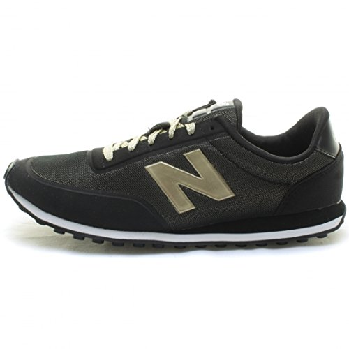 New Balance FashionMode wl410 Pa Negro: Amazon.es