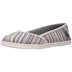 Rocket Dog Women's Hanes Harmony Cotton Slip-On Shoe