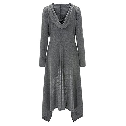 WMNS Two Faced Hooded Dress