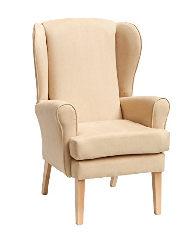 Lancaster High Seat Chair Beige, 21