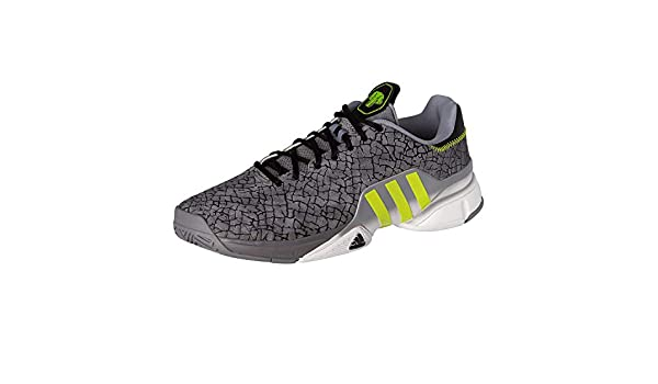 adidas Men's Barricade 2016 Boost Tennis Shoes