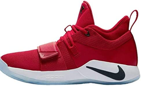 Nike Men's PG 2.5 Fresno State Paul George Red Basketball