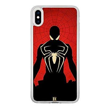 coque iphone xs max spiderman