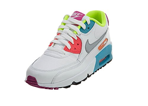 NIKE Girls Air Max 90 LTR (GS) Running Shoes