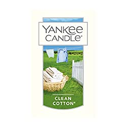 Yankee Candle Car Vent Stick, Clean Cotton