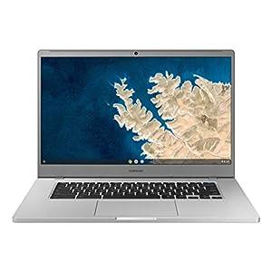 SAMSUNG Chromebook 4 + Chrome OS 15.6″ Laptop