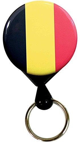 Buttonsmith Belgium Deluxe Retractable Heavy