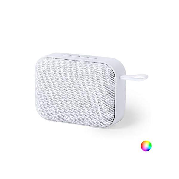 BigBuy Tech 146413 Enceinte Bluetooth 3 W 1