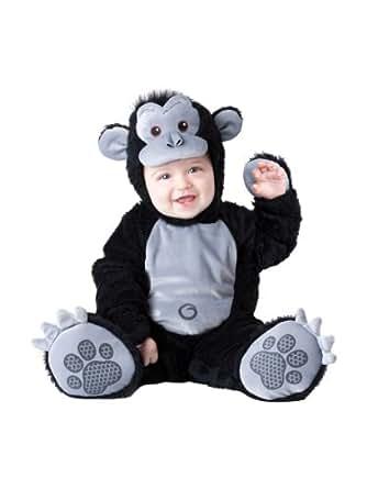 Goofy Gorilla Baby Infant Costume - Infant Medium