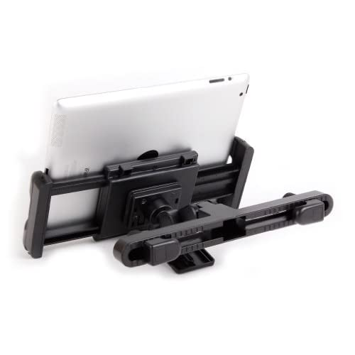 new DURAGADGET Strong & Sturdy Car Headrest Mount Kit With