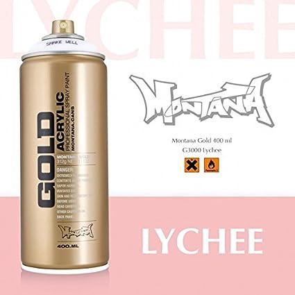 Amazon Montana Gold Acrylic Professional Spray Paint 400 Ml