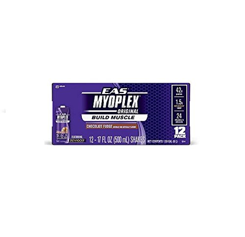 Myoplex Original Chocolate Fudge 17oz