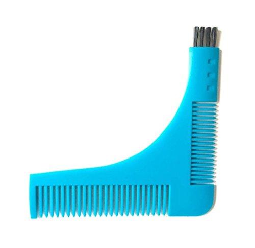 Price comparison product image Alaska2You Beard Trimmer BLUE