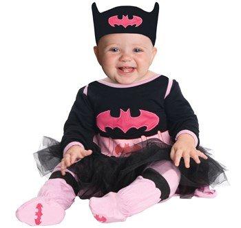 DC Comics Batgirl Onesie And Headpiece, Gray, Newborn