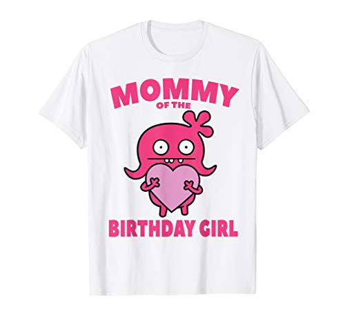 Ugly Dolls Shirt Moxy Mommy of the Birthday Girl T-Shirt for sale  Delivered anywhere in USA