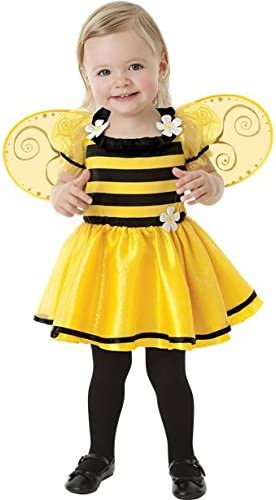Amscan International - Disfraz de abeja para niña: Amazon.es ...