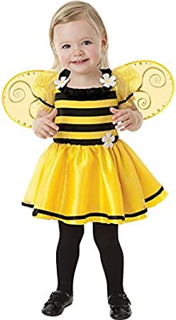 Amscan International - Disfraz de abeja para niña: Amazon.es ...