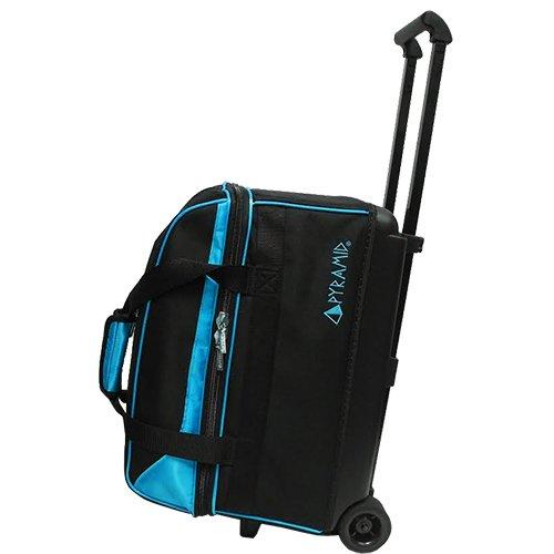 Pyramid Prime Double Roller Bowling Bag (Asgard Blue)