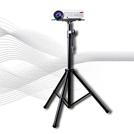 Amazon.com: Qucking - Soporte para proyector de luz, trípode ...