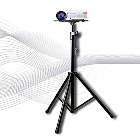 Qucking Light Soporte del proyector, Mesa portátil trípode ...
