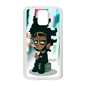 Fggcc The Weeknd XO Cover Case for SamSung Galaxy S5 I9600,The Weeknd XO S5 Plastic Case (pattern 5)