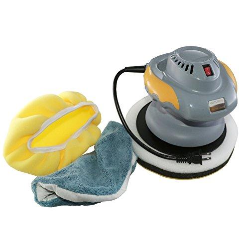 Eckler's Premier Quality Products 25-288859 Random Orbital Polisher (10') With Bonus Bonnets | AutoSpa 94001AS