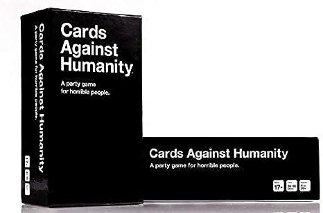 Cards Against Humanity: Edicion del Reino Unido.: Amazon.es: Juguetes y juegos