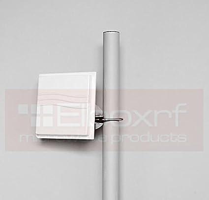 Elboxrf 14dBi - Antena de panel (2,4 GHz, conector N): Amazon ...