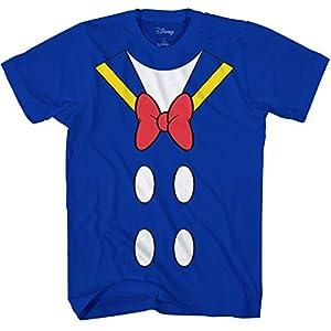 Disney Boys' I Am Donald Duck Costume Graphic Tee T-Shirt