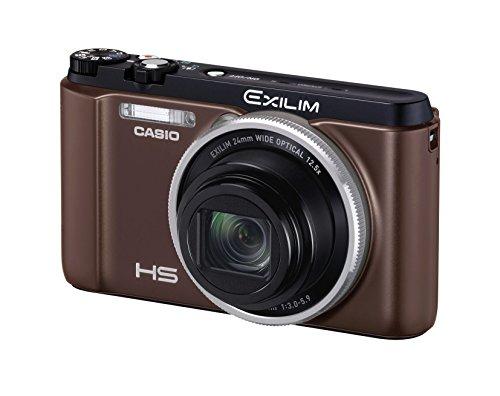 CASIO Digital Camera EXILIM EXZR1300BN International Version (No Warranty)