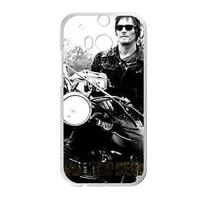 Hot New Season TV Series The Walking Dead Custom Best Duarable Phone Case for HTC One M8