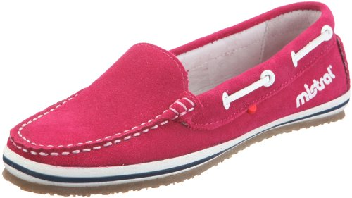 Mistral Lady Monsoon 23020 Damen Mokassins Pink/Raspberry Sorbet